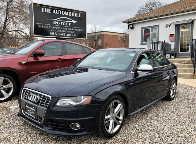 2010 Audi S4 AWD CERTIFIED SUNROOF BLUETOOTH NO ACCIDENT