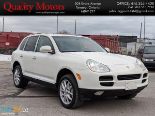 Used 2004 Porsche Cayenne S for sale in Etobicoke, ON