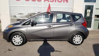Used 2016 Nissan Versa Note 2 ENS. DE PNEUS/ROUES, AIR CLIMATISE, BLUETOOTH for sale in Montréal, QC