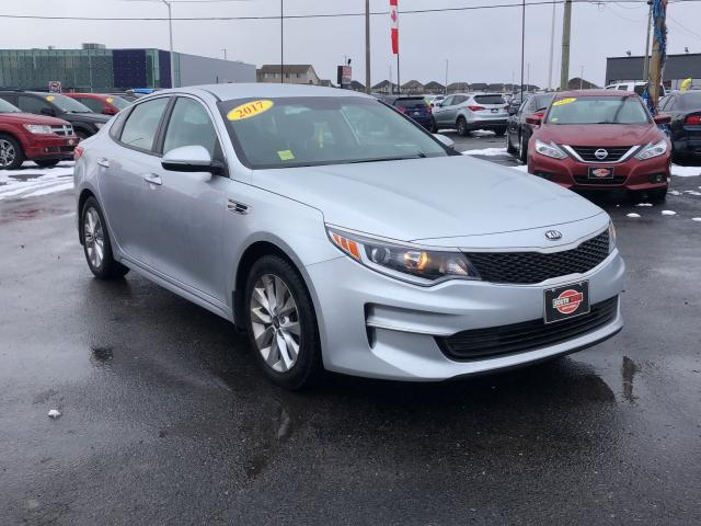 2017 Kia Optima LX+*BACKUP CAM*HEATED SEATS/STEERING WHEEL*