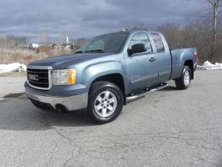 Used 2008 GMC Sierra 1500 Z-71 4X4- EXTENDED CAB for sale in Brantford, ON