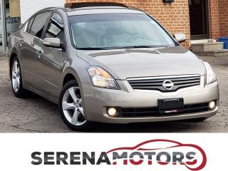Used 2007 Nissan Altima 3.5 SE | TOP OF THE LINE | ONE OWNER | NO ACCIDENT for sale in Mississauga, ON