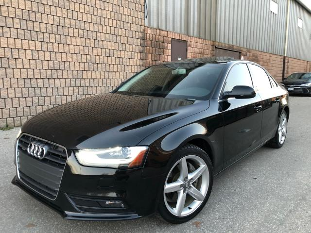 2013 Audi A4 ***SOLD***