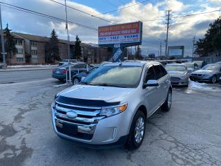 Used 2011 Ford Edge SEL for sale in Toronto, ON