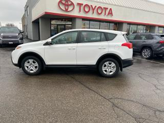 Used 2015 Toyota RAV4 LE AWD ECO/SPORT MODE for sale in Cambridge, ON