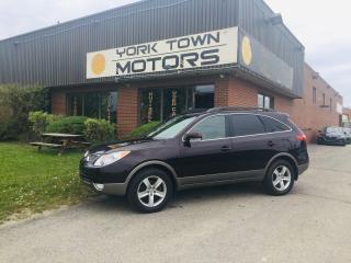 Used 2010 Hyundai Veracruz GLS/PremiumPkg/AWD/Leather/SunRoof/H.Seats/7Pass for sale in North York, ON