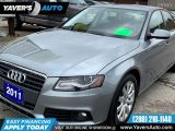 Photo of Gray 2011 Audi A4
