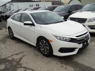Used 2016 Honda Civic EX SUN ROOF,CAMERA for sale in Oakville, ON