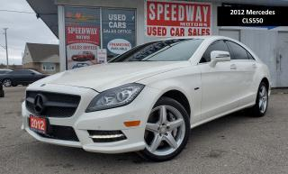 Used 2012 Mercedes-Benz CLS-Class CLS 550 for sale in Oakville, ON