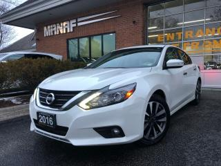 Used 2016 Nissan Altima SL Sunroof R-Cam Navi R-Starter Lane Assist Cert* for sale in Concord, ON