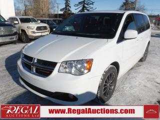 Used 2016 Dodge Grand Caravan SXT Wagon 7PASS 3.6L for sale in Calgary, AB