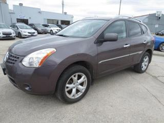 Used 2010 Nissan Rogue AWD 4dr SL - Heated Seats/Sunroof/Remote Start for sale in Winnipeg, MB