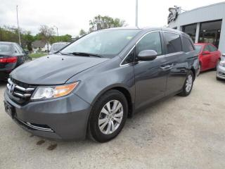 Used 2016 Honda Odyssey 4dr Wgn EX - PWR Sliding Doors/Bletooth/Htd Seats for sale in Winnipeg, MB
