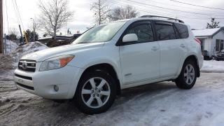 Used 2008 Toyota RAV4 LIMITED V6 4WD for sale in West Kelowna, BC