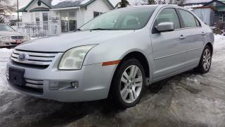 Used 2006 Ford Fusion V6 SEL for sale in West Kelowna, BC