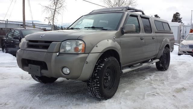 2004 Nissan Frontier XE-V6 CREW CAB LONG