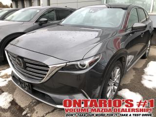 Used 2017 Mazda CX-9 AWD,SUNROOF,LEATHER SEATING SIGNATURE !!! for sale in Toronto, ON