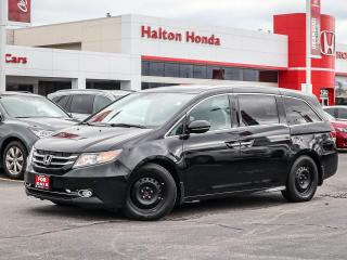 Used 2016 Honda Odyssey TOURING|NO ACCIDENTS|SERVICE HISTORY ON FILE for sale in Burlington, ON