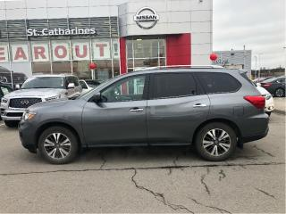 Used 2017 Nissan Pathfinder 4WD 4DR SL for sale in St. Catharines, ON