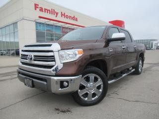 Used 2016 Toyota Tundra RARE 1794  EDITION!! | LEATHER | BACK UP CAM! for sale in Brampton, ON