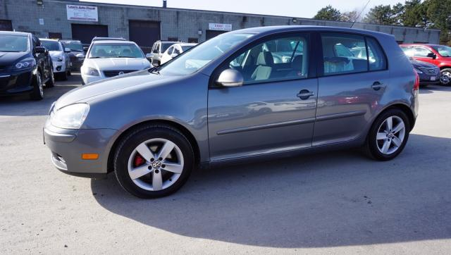 2008 Volkswagen Rabbit 2.5l SPORT HB 5Spd CERTIFIED 2YR WARRANTY *FREE ACCIDENT*2nd SET WINTER* HEATED ALLOYS