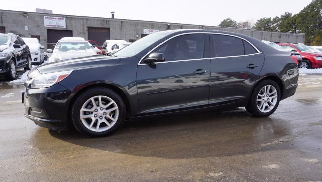 2014 Chevrolet Malibu 1LT AUTO CERTIFIED 2YR WARRANTY *1 OWNER*38 CHEVY SERVICE* CAMERA BLUETOOTH REMOTE START ALLOYS