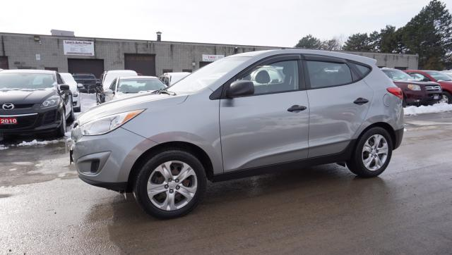 2013 Hyundai Tucson GL 5Spd CERTIFIED 2YR WARRANTY *1 OWNER*FREE ACCIDENT*2nd SET TIRES* AUX