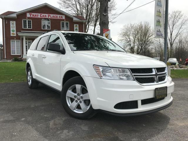 2017 Dodge Journey CVP/SE Alloys-Cruise-DualClimate-Pwr Windows,Locks,Mirrors