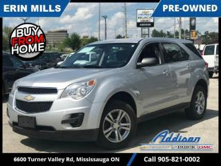 Used 2011 Chevrolet Equinox LS AWD 1SA  AMAZING VALUE LOW KM  for sale in Mississauga, ON