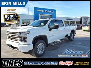 New 2020 Chevrolet Silverado 2500 HD High Country for sale in Mississauga, ON