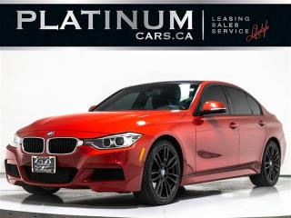 Used 2013 BMW 3 Series 335i xDrive AWD, 320HP, M-SPORT, NAV, PREMIUM, H/K for sale in Toronto, ON