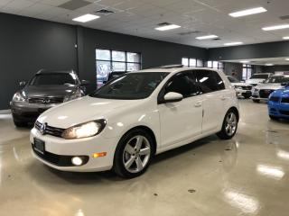 Used 2012 Volkswagen Golf 2.5L*COMFORTLINE*SUNROOF*BLUETOOTH*HEATED SEATS*CE for sale in North York, ON