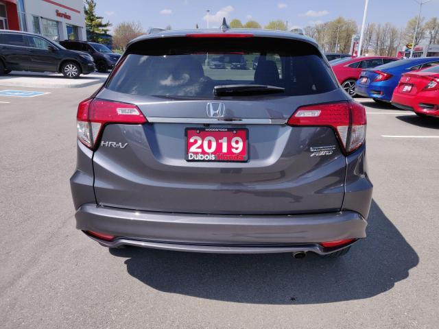 2019 Honda HR-V Touring-HS 4WD