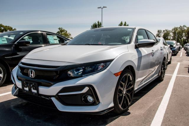 2020 Honda Civic HB Sport CIVIC 5 DOORS