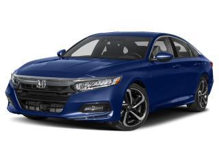 New 2020 Honda Accord SPORT-AEB ACCORD 4 DOORS for sale in Woodstock, ON