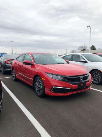 2020 Honda Civic SDN EX CIVIC 4 DOORS