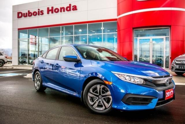2017 Honda Civic Sdn LX