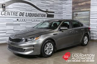 Used 2018 Kia Optima LX for sale in Laval, QC