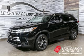 Used 2018 Toyota Highlander LE AWD+JANTES+BLEUTOOTH for sale in Laval, QC