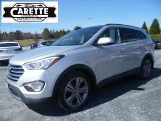 Used 2016 Hyundai Santa Fe V6 limited xl awd 7 passagers for sale in East broughton, QC