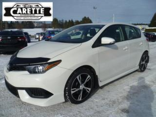 Used 2017 Toyota Corolla Im hayon for sale in East broughton, QC