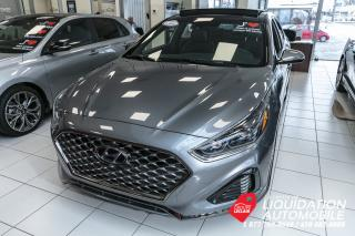 Used 2019 Hyundai Sonata Ultimate for sale in Laval, QC