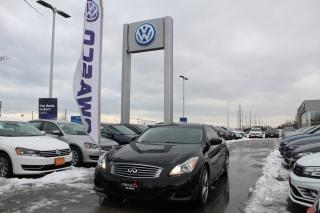Used 2008 Infiniti G37 2dr Sport for sale in Whitby, ON