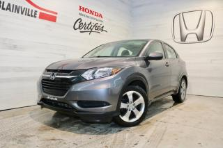 Used 2017 Honda HR-V LX AWD**Automatique** for sale in Blainville, QC
