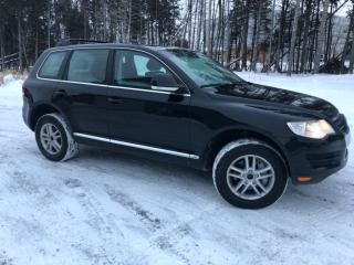 Used 2009 Volkswagen Touareg V6 for sale in Mirabel, QC
