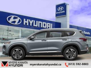 New 2020 Hyundai Santa Fe 2.0T Luxury AWD  - $245 B/W for sale in Kanata, ON