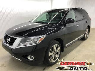 Used 2016 Nissan Pathfinder Platinum AWD GPS Cuir Toit Panoramique MAGS for sale in Shawinigan, QC