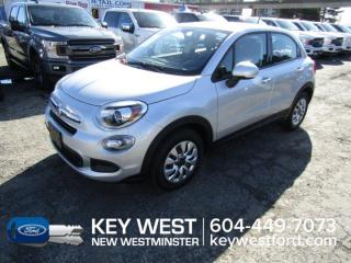 Used 2016 Fiat 500 X Pop for sale in New Westminster, BC