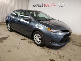 Used 2017 Toyota Corolla for sale in Montréal, QC
