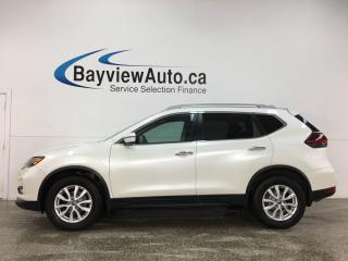 Used 2018 Nissan Rogue SV - AWD! HTD SEATS! PANOROOF! FULL PWR GROUP! for sale in Belleville, ON